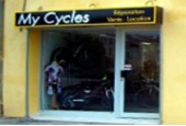 06 - My Cycles - Carces